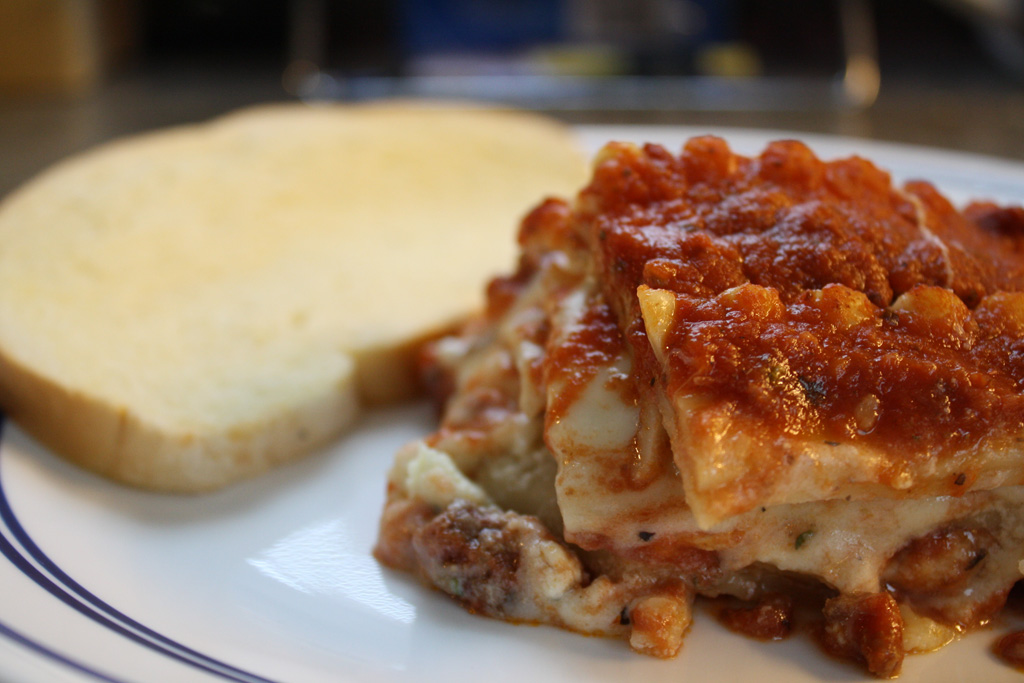 The best Lasagna ever! (or at least, the best I've ever ...