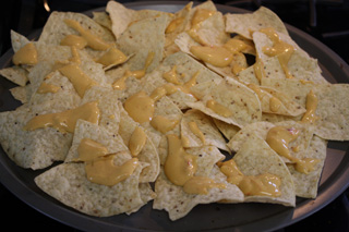 Meals in 15 Minutes or Less - Lunch 5: Nachos with Ground