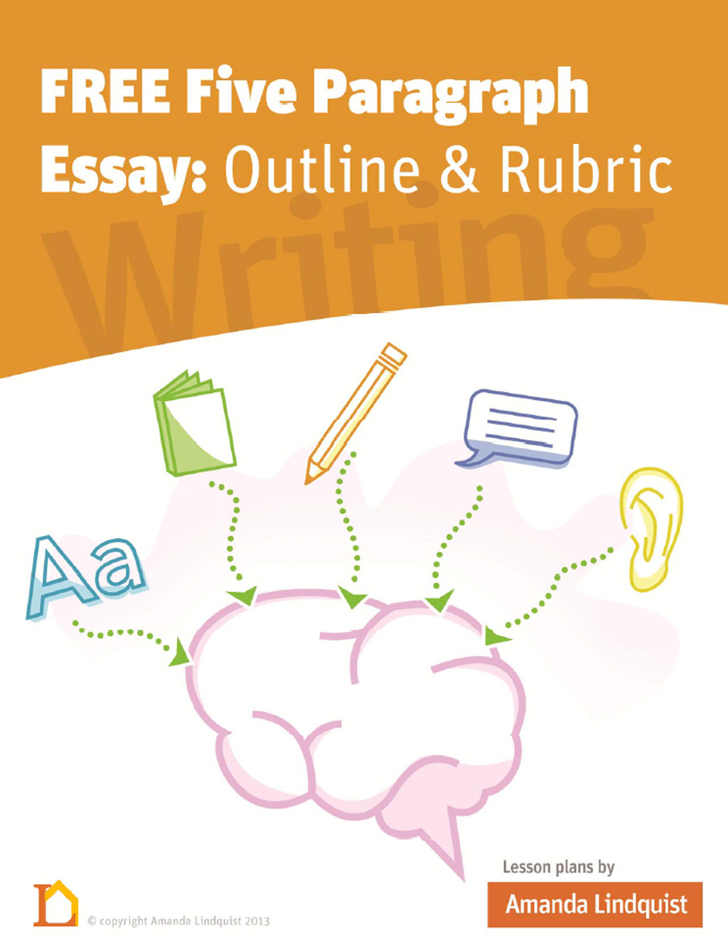 Writing essays lesson plans