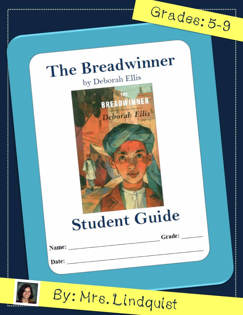 an analysis of parvana in the breadwinner by deborah ellis The breadwinner: pavarna - a heroine to all girls symbolizing self-empowerment and the fight against oppression and inequality.